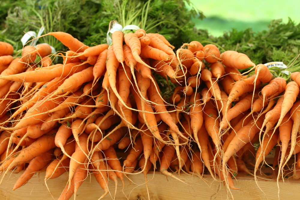 New Mexican Carrots