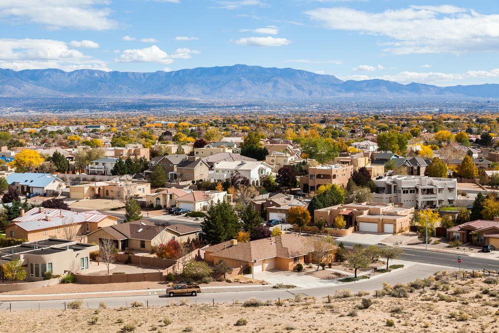 Albuquerque Suburbs